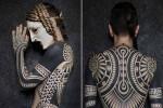 Tato selurih tubuh (Samuel Christensen Tattoo)