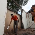 KECELAKAAN KERJA : Pembangunan Gedung Pimpinan DPRD Solo Makan Korban, 1 Pekerja Tewas