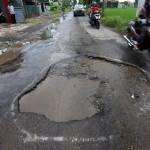 JALAN RUSAK SOLO : DPRD Siap Dukung Anggaran