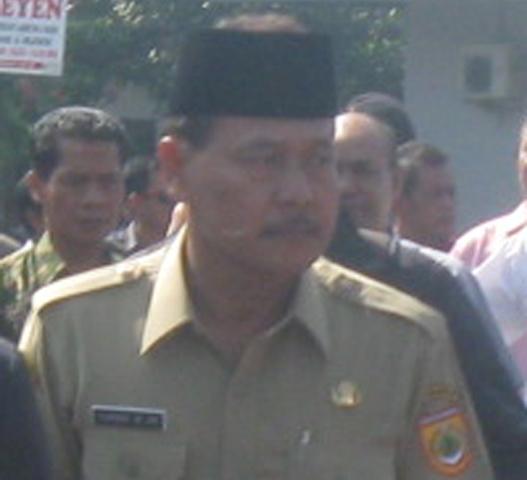 Wakil Bupati Sukoharjo Purwadi. (Trianto Hery Suryono/JIBI/Solopos)