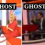 KISAH MISTERI: Bayangan Hitam Terekam saat Acara Talkshow