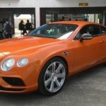 Bentley Continental GT V8 S. (Detik.com)