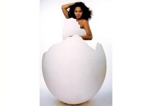 Ilustrasi cangkang telur untuk kecantikan (Boldsky.com)