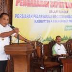DANA DESA KARANGANYAR : 162 Desa Digelontor Rp62,5 Miliar