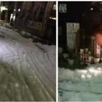 GEMPA JEPANG : Setelah Gempa, Muncul Busa Menjijikkan di Jalan