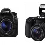Canon DSLR EOS 80D (Okezone)