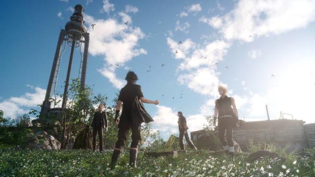 Final Fantasy XV (Ubergizmo)