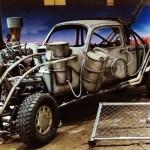 PAMERAN IIMS 2016 : Intip Deretan Mobil Unik Movie Car, Nomor 4 Dari Zaman Batu