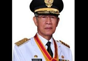 Gubernur Kepri Muhammad Sani (Twitter.com)