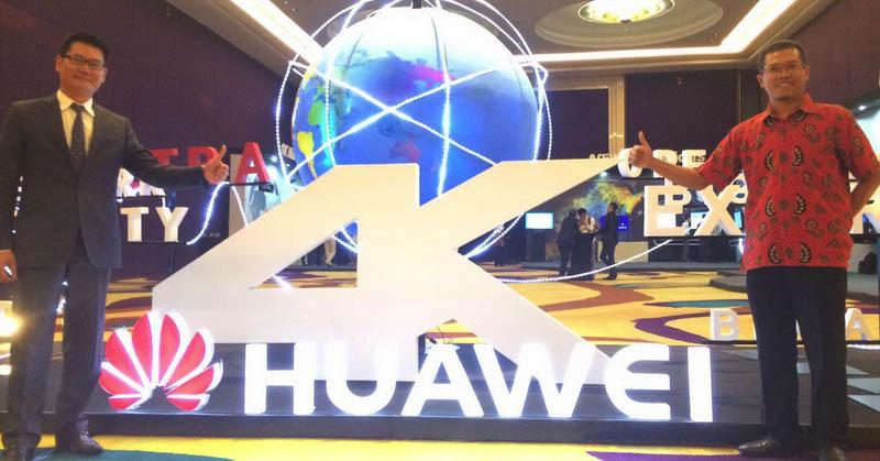 Huawei Solusi Video 4K (Okezone)