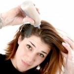 Ilustrasi mewarnai rambut (Sheknows.com)