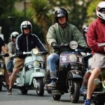 Ilustrasi scooterist. (Dailymail.co.uk)