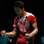 MALAYSIA OPEN 2016 : Tembus Semifinal, Jonatan Christie Dipuji
