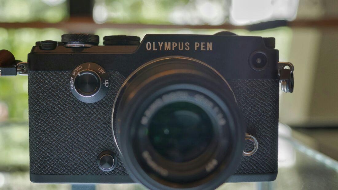 Kamera Olympus Pen (Detik)