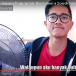 VIDEO UNIK YOUTUBE : Unik! Eka Gustiwana Bikin Lagu Kipas Angin Kaesang