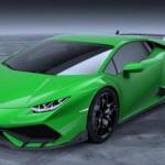 Lamborghini Huracan plus body kit. (Carscoops.com)