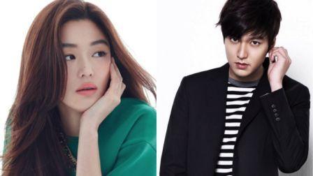 Lee Min Ho dan Jun Ji Hyun (Soompi)