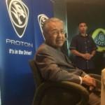 Mahathir Mohamad. (Okezone.com)