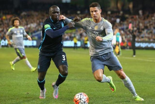 Manchester City vs Real Madrid (Bleacherreport)