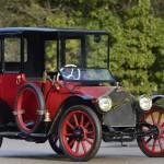 Mitsubishi Model A 1917. (Wheelsage.org)