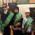 PRESTASI INDONESIA : Presiden Banggakan Prestasi Hafiz Musa di Mesir
