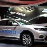 Nissan X-Trail Hybrid. (Okezone.com)