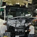 Pabrik truk Isuzu. (Responsejp.com)