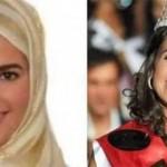 Ratu Kecantikan Ceko pindah agama Islam (Ummid.com)