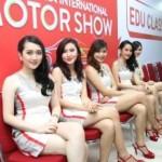 SPG Honda di pameran IIMS 2016. (Indonesianmotorshow.com)