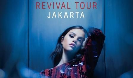 Selena Gomez ke Indonesia (Live Nation Indonesia)