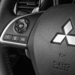 Setir mobil Mitsubishi. (Motortrend.com)