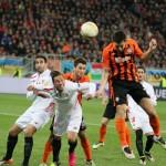 Shakhtar Donetsk vs Sevilla (Twitter)