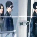 Song Joong Ki dan Song Hye Kyo ke Hong Kong (Twitter)