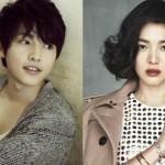 Song Joong Ki dan Song Hye Kyo. (Soompi)