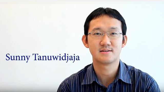 Sunny Tanuwidjaja (Istimewa)
