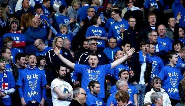 Suporter Leicester (BBC)