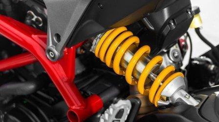Suspensi sepeda motor. (Motorcycle.com)