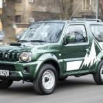 Suzuki Jimny 2015. (Autoevolution.com)