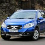 Suzuki S-Cross. (Drivespark.com)