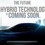 Teaser Honda Accord Hybrid Thailand. (Honda.co.th)
