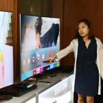 Televisi Samsung (Liputan6.com)