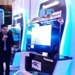 Televisi Viera 4K Panasonic (Liputan6.com)