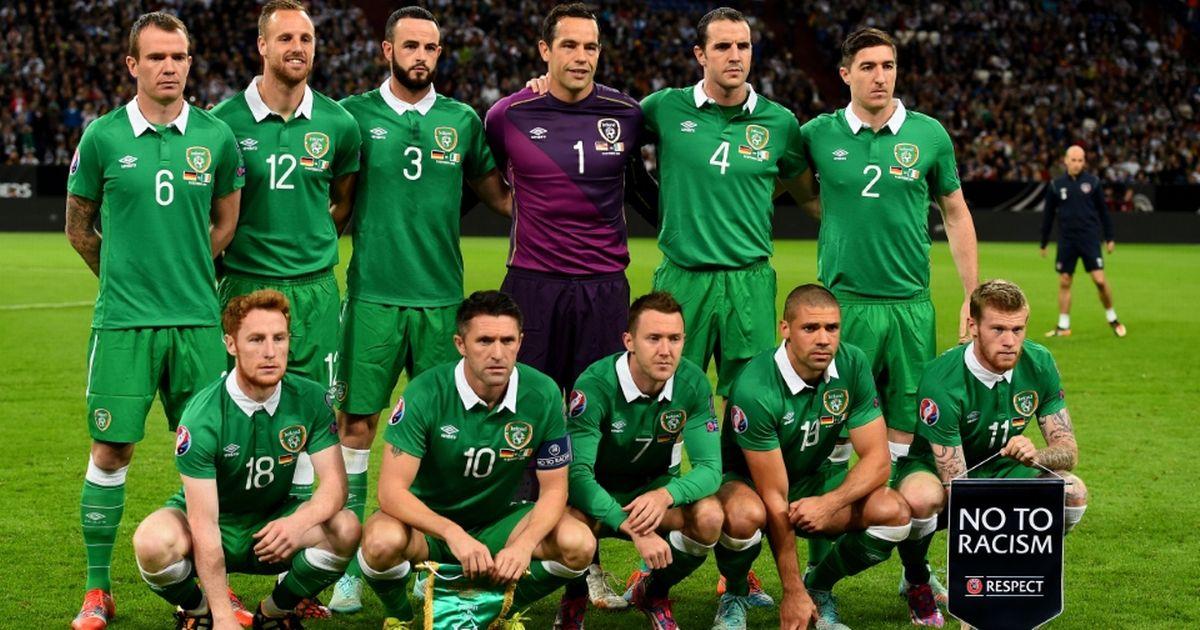 Timnas Irlandia (Mirror)