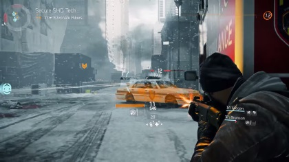 Tom Clancy's The Division (Wikipedia)