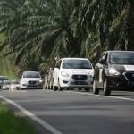 Touring mobil Datsun Risers Expedition. (Detik.com)