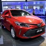 Toyota Vios facelift versi Tiongkok. (Paultan.org)