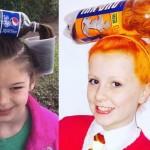 Tren rambut baru yang dipopulerkan remaja asal Hamilton, Inggris. (Istimewa/Facebook)