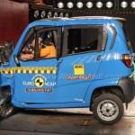 SEPEDA MOTOR BAJAJ: Bajaj 4 Roda Segera Masuk Indonesia, Amankah?