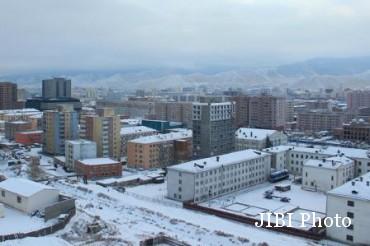 Ulaanbaatar, Mongolia. (Myfirstclasslife.com)