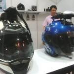 Wiper khusus helm. (Detik.com)
